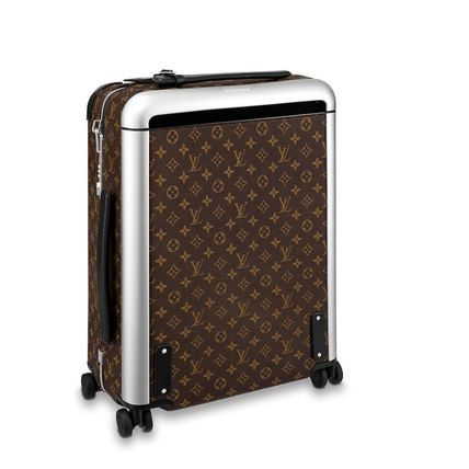 Louis Vuitton Luggage & Travel Bags Blended Fabrics Street Style Over 7 Days Carry-on 3