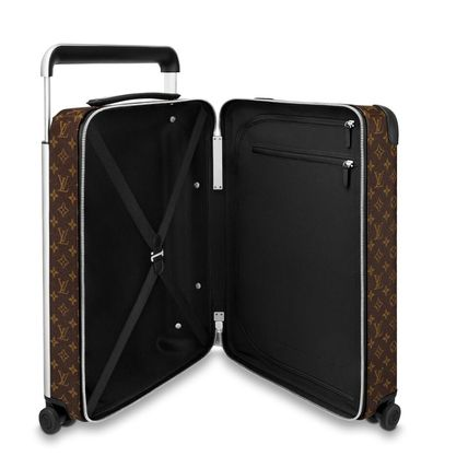 Louis Vuitton Luggage & Travel Bags Blended Fabrics Street Style Over 7 Days Carry-on 5