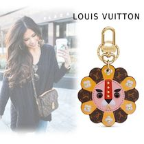 Louis Vuitton 2019-20AW BAG CHARM gold one size Bag Charms