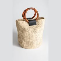 & Other Stories Straw Bags