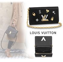 Louis Vuitton 2017-18AW black one size wallet
