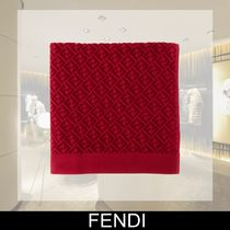 FENDI Unisex Plain Beachwear