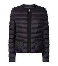 MONCLER Short Street Style Plain Down Jackets
