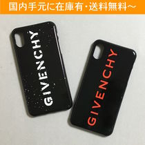 GIVENCHY Unisex Street Style Smart Phone Cases