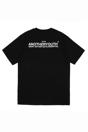 ANOTHERYOUTH More T-Shirts Unisex Street Style Cotton T-Shirts 20