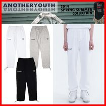ANOTHERYOUTH Street Style Pants