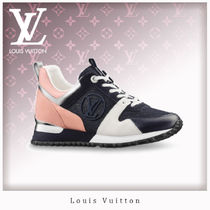 Louis Vuitton Casual Style Leather Low-Top Sneakers