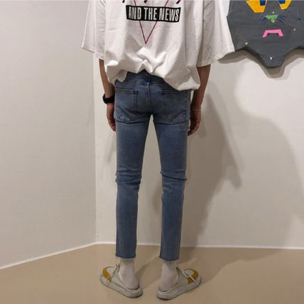 ASCLO More T-Shirts Street Style Oversized T-Shirts 9