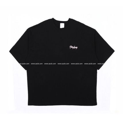 ASCLO More T-Shirts Street Style Oversized T-Shirts 14