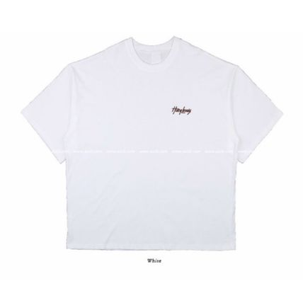 ASCLO More T-Shirts Street Style Oversized T-Shirts 16