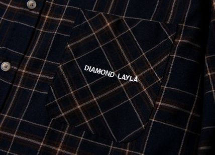 DIAMOND LAYLA Shirts Shirts 6