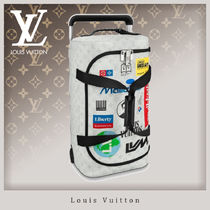 Louis Vuitton MONOGRAM Unisex Street Style Soft Type TSA Lock Carry-on