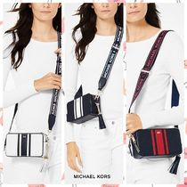 Michael Kors Tassel Leather Shoulder Bags