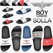 BOY LONDON Street Style Plain Sandals