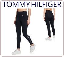 Tommy Hilfiger Casual Style Plain Long Bottoms