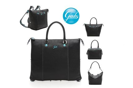 Casual Style A4 Leather Totes