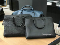 Coach A4 Leather Business & Briefcases