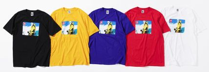 Supreme More T-Shirts Unisex Street Style Collaboration T-Shirts 5