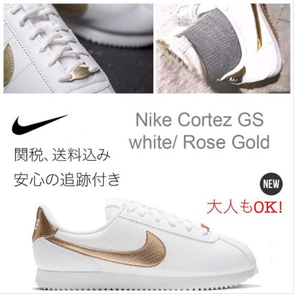 new product 3089c 3583c Nike CORTEZ 2019 SS Kids Girl Sneakers
