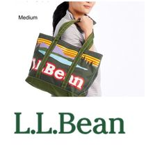 L.L.Bean Casual Style Street Style Totes