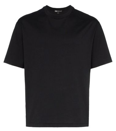 Y-3 More T-Shirts Unisex Street Style Cotton T-Shirts 2