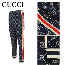 GUCCI Street Style Cotton Bottoms