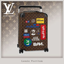 Louis Vuitton MONOGRAM Unisex Street Style Carry-on Luggage & Travel Bags