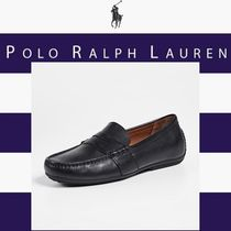 POLO RALPH LAUREN Loafers Plain Leather Loafers & Slip-ons