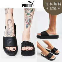 PUMA Unisex Street Style Shower Shoes Shower Sandals