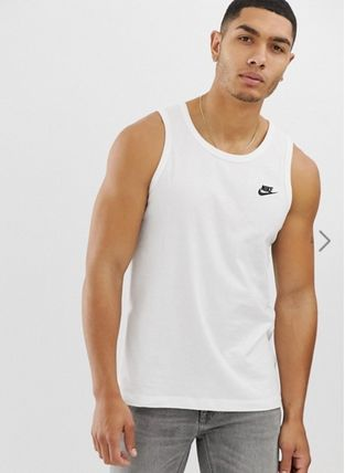 Nike Tanks Street Style Plain Cotton Tanks 2