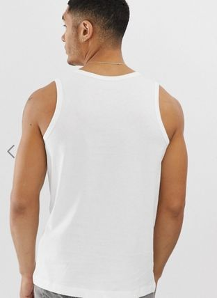Nike Tanks Street Style Plain Cotton Tanks 3
