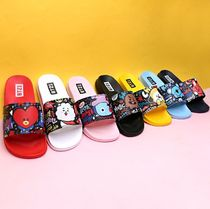BT21 Casual Style Unisex Shoes