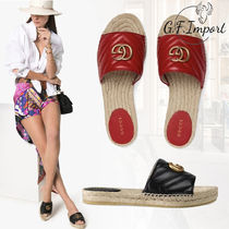 GUCCI GG Marmont Elegant Style Sandals