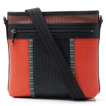 BOTTEGA VENETA Calfskin Messenger & Shoulder Bags