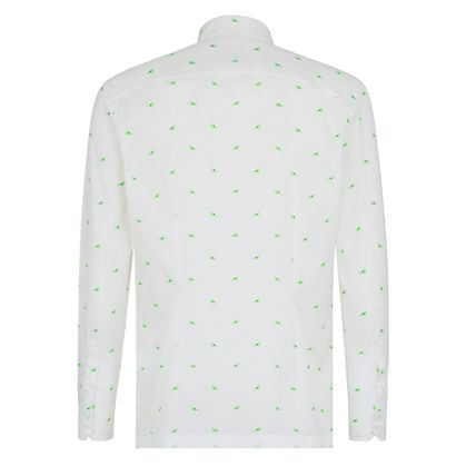 FENDI Shirts Button-down Long Sleeves Cotton Shirts 3
