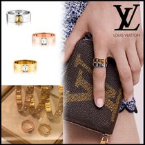 Louis Vuitton Monogram Rings