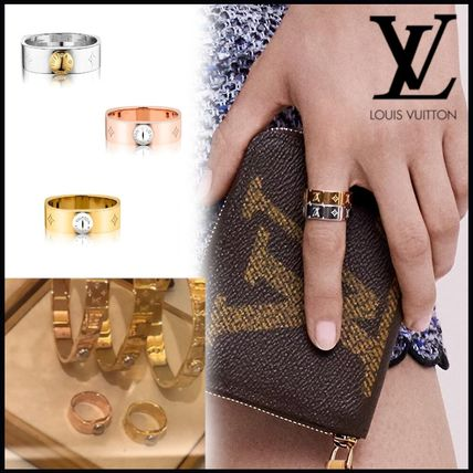 Louis Vuitton Rings Monogram Rings
