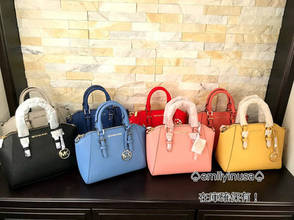 Saffiano 2WAY Handbags