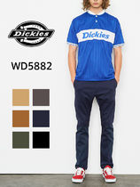 Dickies Tapered Pants Unisex Street Style Tapered Pants