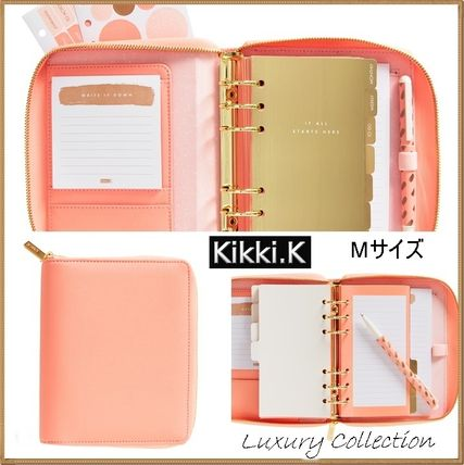 Lether Personal Planner/Luxuary/Medium