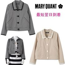 MARY QUANT Gingham Jackets