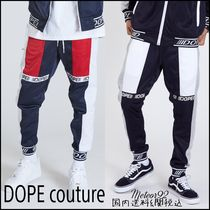 DOPE couture Printed Pants Street Style Patterned Pants