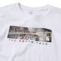 THE NORTH FACE More T-Shirts Unisex Logo T-Shirt Outdoor T-Shirts 8
