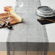 CB2 Tablecloths & Table Runners