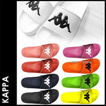 Kappa Unisex Street Style Shower Shoes Shower Sandals