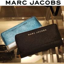 MARC JACOBS Leather Long Wallets