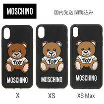 Moschino Unisex Other Animal Patterns Smart Phone Cases