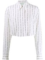 Off-White Street Style Long Sleeves Shirts & Blouses