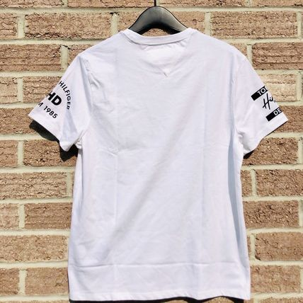 Tommy Hilfiger More T-Shirts Street Style Short Sleeves Logo T-Shirts 6
