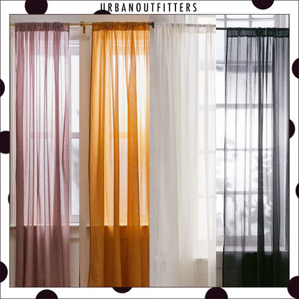 Unisex Collaboration Home Party Ideas Curtains